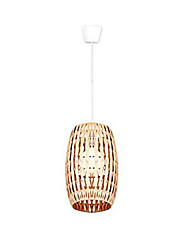 Pendant Lights Lights The Original Wood Color The Cane Makes Up Handwork Modern Simple