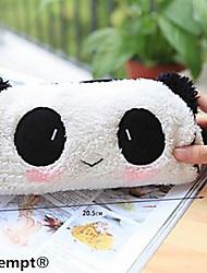 bel bianco e nero in tessuto panda multiuso wallet (1 pc)