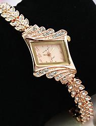 moda charme original relógio de pulso precisos das mulheres SINOBI
