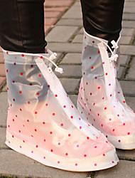 Cubrezapatos ( Rosa/Blanco Goma
