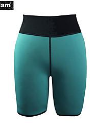 Mulheres Calças Sexy/Bodycon/Praia/Casual/Fofo/Plus Sizes Fitness Outros/Elástico Com Stretch Mulheres