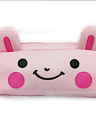 Women 's PU Clutch/Cosmetic Bag - Pink