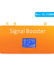 New LCD Display 3G 2100MHz Mobile Phone Signal Booster Amplifier Coverage 500m²