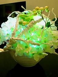 ame subiu ® clássico vaso simulação levou luz purificar o ar de flores itens Novety presente de casamento romântico aniversário