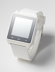 W011- Smart Watch , Bluetooth3.0 / Hands-Free Calls/Message Control/Camera Control / Timer/Alarm Clock for Android