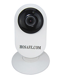 HOSAFE 1MW10 1.0 Megapixel HD Wireless IP Camera with Micro SD Card Recording, Two Way Speak, Motion Detection