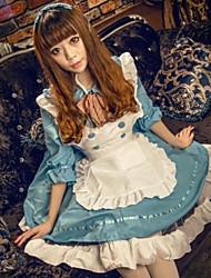Costumes - Uniformes - Féminin - Halloween/Carnaval - Robe/Tablier/Coiffure