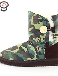 MG New Fashion Ankle Boots Women Shoes Winter Shoes Snow Boots Keep Warm