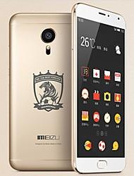 "MEIZU Straight 5.5 "" Android 5.0 Smartphone 4G (Dual SIM Huit Cœurs 20.7MP 3GB + 32 Go Gris / Blanc)"