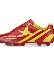 Soccer Unisex Shoes   Red/White