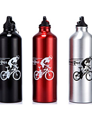 LUGERDA A bottle of outdoor sports kettle mountain bike riding accessories installed aluminum alloy cups