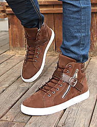 Men's Shoes Casual  Fashion Sneakers Black/Blue/Brown