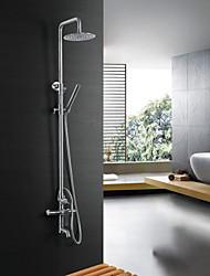 Stainless   Steel 304  Shower  Set