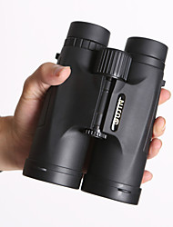 OUJIN 10x42 HD stable night vision binoculars telescope to watch the concert game
