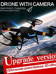 nytt design produkt global drone gw007-1 2,4 g 6 aksen global drone med 2MP kamera