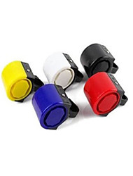LUGERDA  Bicycle electronic horn mountain bike electric bell road car dead fly ultra sound horn color electronic bell