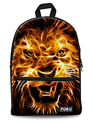 FOR U DESIGNS Cotton Casual Laptop Bag/School Bag/Travel Bags