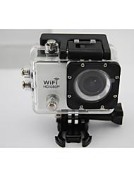 rf imperméable à distance 12MP de contrôle Q3 HD 1080p caméra wifi fpv sport 2.0 pouces