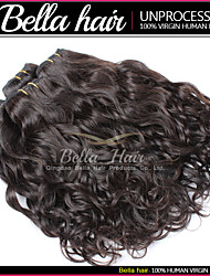 Malaysian Virgin Hair Remy Human Hair Natural Wave Double Weft Top Hair Extensions 3pcs/lot