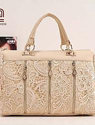 Handcee® Hot Selling Vintage Design Lace Big Women Handbag