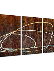 VISUAL STAR®Abstract Handmade Oil Painting High Quality Canvas Painting Ready to Hang