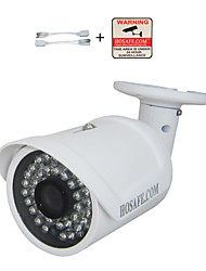 HOSAFE™ 1MB2W HD IP Camera Outdoor 720P Night Vision ONVIF H.264 Motion Detection Email Alert