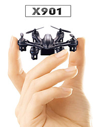 MJX rc nano X901 Quadcopter 2.4g control remoto de mini drone una llave Flip 3D helicóptero 6 eje rtf