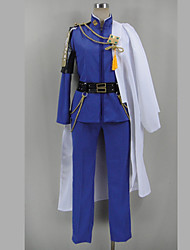 Cosplay Costumes - Outros - Outros - Capa de Kimono/Top/Calças/Luvas/Cinto/Mais Acessórios