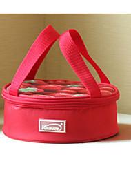 oxford pano de esportes das mulheres&saco de lazer - vermelho