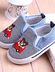 Sneakers a la Moda ( Azul ) - Comfort - Tela
