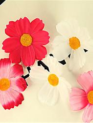 Accesorios Decorativos ( Rosa/Rojo/Blanco Tejido