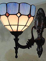 6 Inches Stained Glass Tiffany Wall Lamp