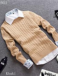 2015 new winter men's sweater sweater