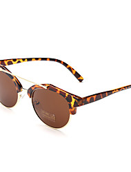 mujeres 's 100% UV400/Anti-Radiación Browline Gafas de Sol