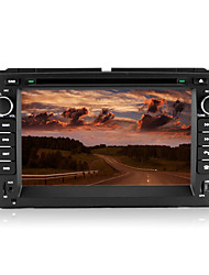 "7 ""2 din carro dvd player para 2007-2013 gmc com bluetooth, gps, canbus"