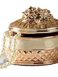 nouveau style européen d'arrivée nouveauté cadeau classique le jour de valentine surréglementation rose boîte à bijoux
