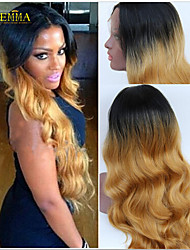 Top Quality Long Wavy Lace Front Wig African American Wig Custom Celebrity Wig Emma Wig