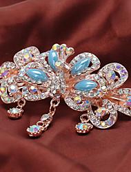 Women Rhinestone/Alloy Headpiece - Special Occasion/Casual Classical Elegant  Barrette