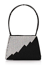 Women 's Polyester Fold over Clutch Tote/Clutch - Multi-color