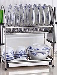 gweat multifonction cuisine rack de stockage en acier inoxydable -7211