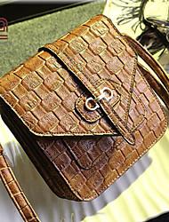 handcee® venta mujer caliente bolso crossbody de la PU crodordile gofrado