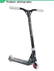 Pro Trottinette / Scooter Aluminium Unisexe Adulte Blanc / Noir LW-SE