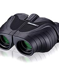 Binoculares - Binoculares de Aumento/Impermeable - Impermeable/Alcance de la localización/Tamaño Compacto - 10 X 25 Negro