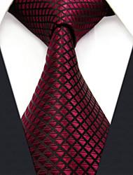Masculino Gravata Trabalho Rayon Masculino