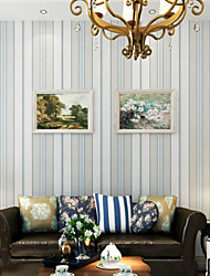 nova arte wallpaper stripe papel de parede deco revestimento de parede do arco-íris ™, art deco papel não-tecido