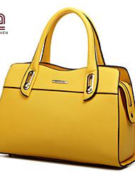 Handcee® Good Quality Simple Elegant Design Woman Handbag