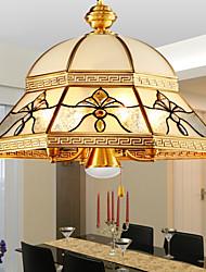 interno sconto mc009-5d con lampada disegno pendent unico