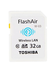 original Toshiba 32GB Class10 FlashAir wifi SDHC-Speicherkarte WLAN-