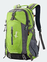 40 L Zaini da escursionismo / Zaini Laptop / Ciclismo Backpack / Viaggi Duffel / Coprizaino Campeggio e hiking / Scalata / Viaggi