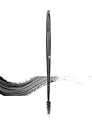ShangYang® 1pcsEye Brow and Eye Lash Brush Hypoallergenic/Limits bacteria/Eco-friendlyEye Brow Eye Lash Brush Double head Tool Makeup Brush